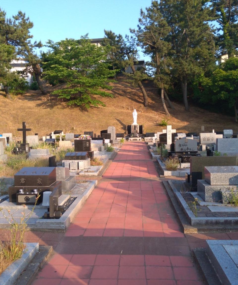 寺尾墓地1