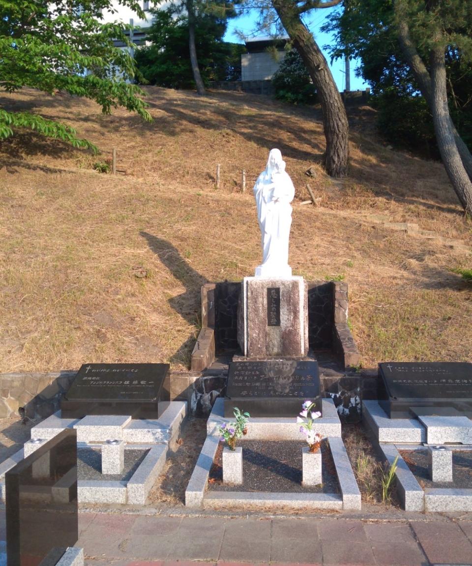 寺尾墓地2