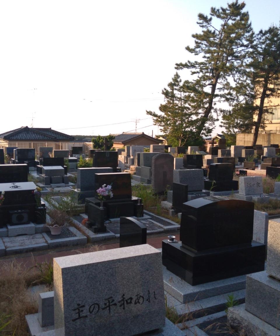 寺尾墓地3
