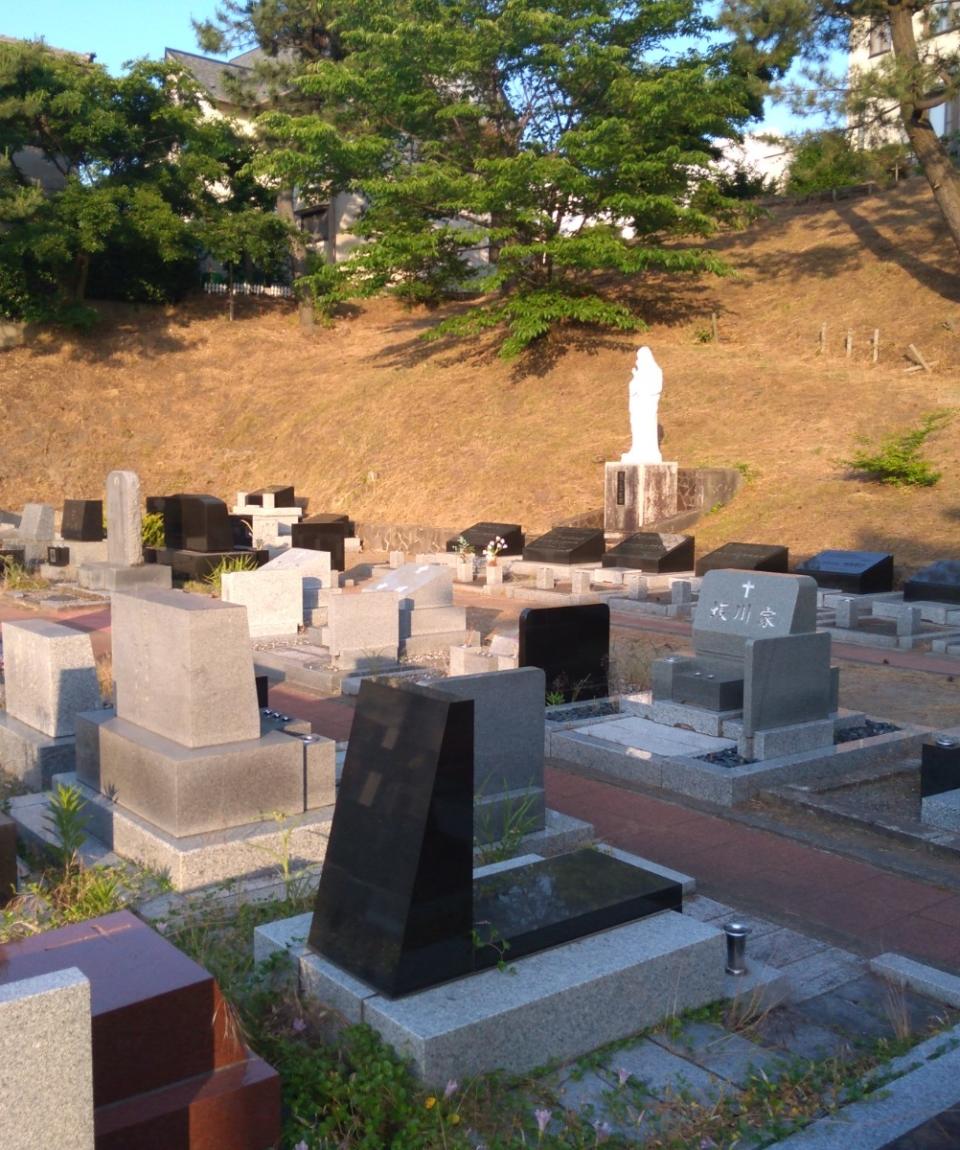 寺尾墓地4